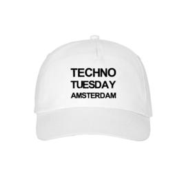 Techno Tuesday Amsterdam baseball cap