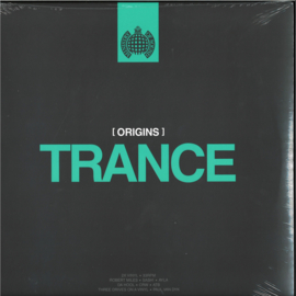 Various Artists - Ministry of Sound - Origins of Trance- MOSLP541 | Ministry of Sound UK