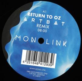 Monolink - Remixes - EOM004   Embassy One