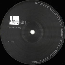 Livio & Roby - Atipic lab 011 - ATIPICLAB011 | AtipicLab