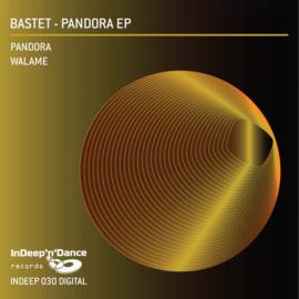 INDEEP030 Bastet - Pandora EP