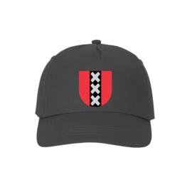 Amsterdam symbol baseball cap