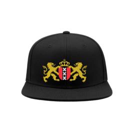 Amsterdam Coat of Arms snapback cap
