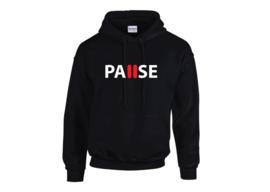 Pause hoodie