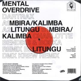 Mental Overdrive - Dartrax EP - MUSAR005   MUSAR