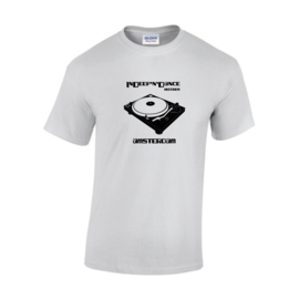"""InDeep'n'Dance Records """"Turntable"""" t-shirt men"""