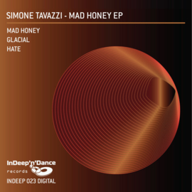 INDEEP023 Simone Tavazzi - Mad Honey EP