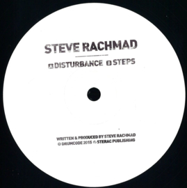 Steve Rachmad - Disturbance - DCLTD15   DrumCode