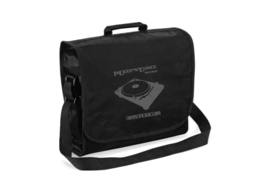 """InDeep'n'Dance Records """"Turntable"""" record bag"""