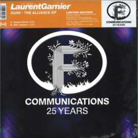 Laurent Garnier - Dune - The Alliance EP - 267WO24133 | F Communications