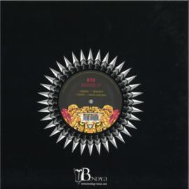 NTFO - Overdose EP - BOND12055 | Bondage Music
