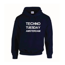 Techno Tuesday Amsterdam hoodie