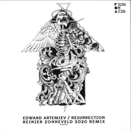 Edward Artemiev - Resurrection- FOA070V | Filth On Acid