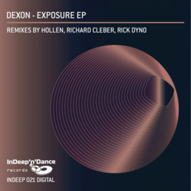 INDEEP021 Dexon, Hollen, Richard Cleber, Rick Dyno  - Exposure EP
