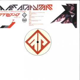 Marc Acardipane - The Most Famous Unknown Remastered V7 - PP007V7 | Planet Phuture
