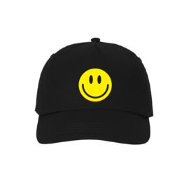 Smiley baseball cap