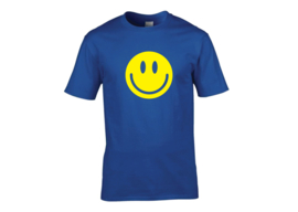 Smiley t-shirt men