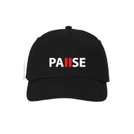 Pause baseball cap