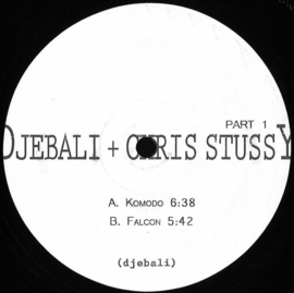 Chris Stussy, Djebali - Part#1 EP - DJEBEX07 | Djebali