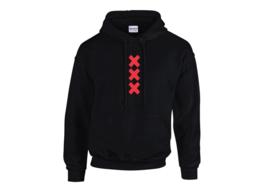 Amsterdam crosses hoodie