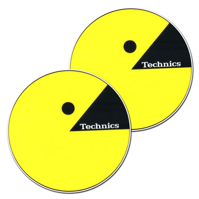 Slipmats (pair) Technics Tecman