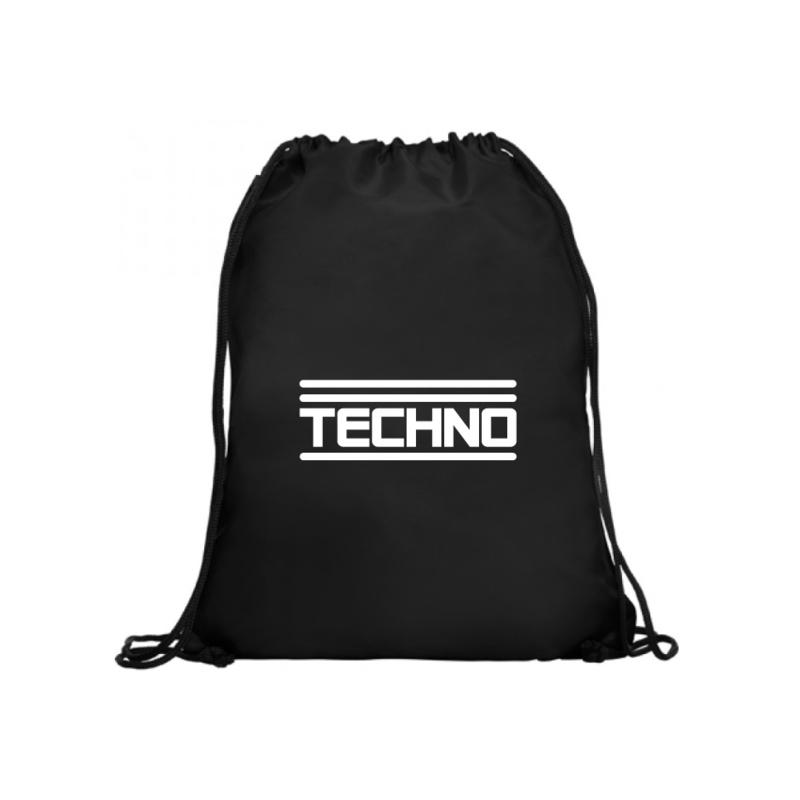 Techno string bag