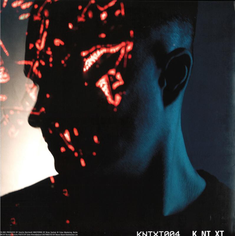 Monoloc -  Left The Planet EP - KNTXT004 | KNTXT