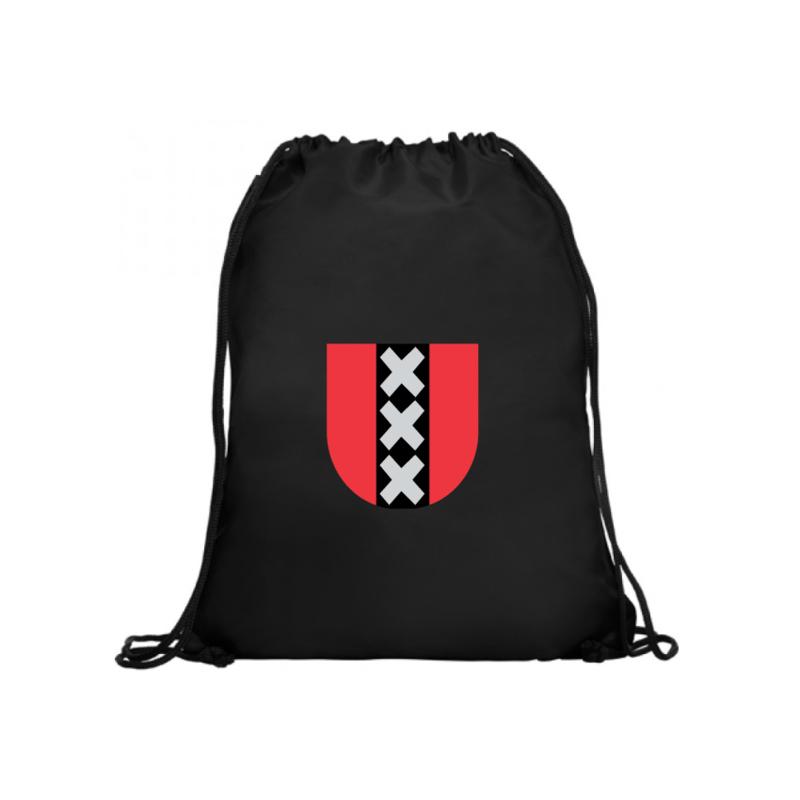 Amsterdam symbol string bag