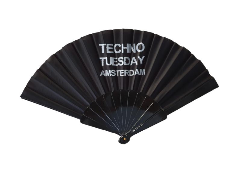 Techno Tuesday Amsterdam fan
