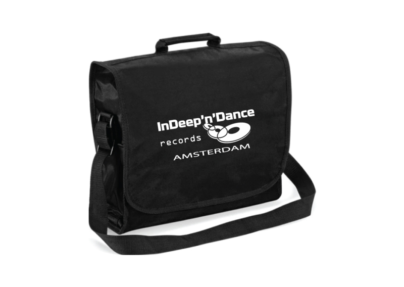 "InDeep'n'Dance Records ""Classic""record bag"
