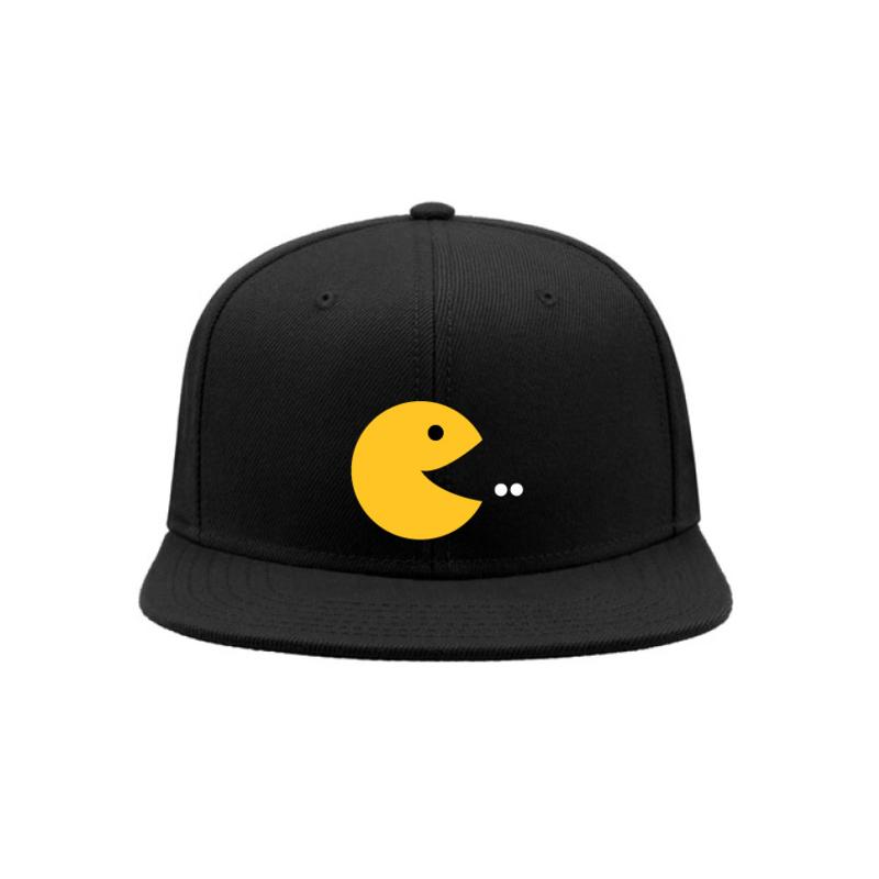 Pacman snapback cap