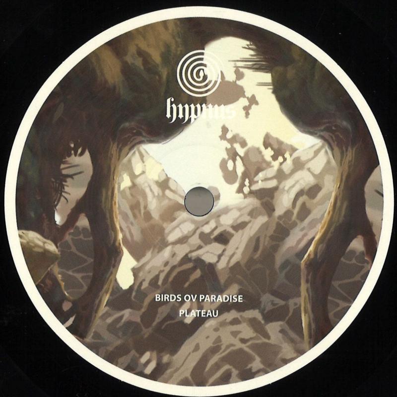 Birds ov Paradise - Plateau - HYPNUS020CRP | Hypnus Records