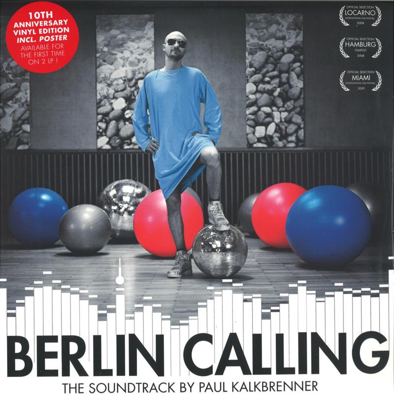"Paul Kalkbrenner - Berlin Calling - The Soundtrack 2x12"" - BC185LP | Bpitch Control"