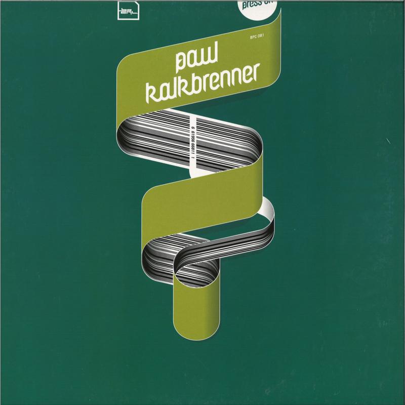 Paul Kalkbrenner - Press On - BPC81   Bpitch Control
