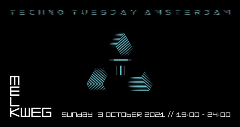 Techno Tuesday Amsterdam | Dexon, Stefano Richetta & Jayzo (Sunday special)