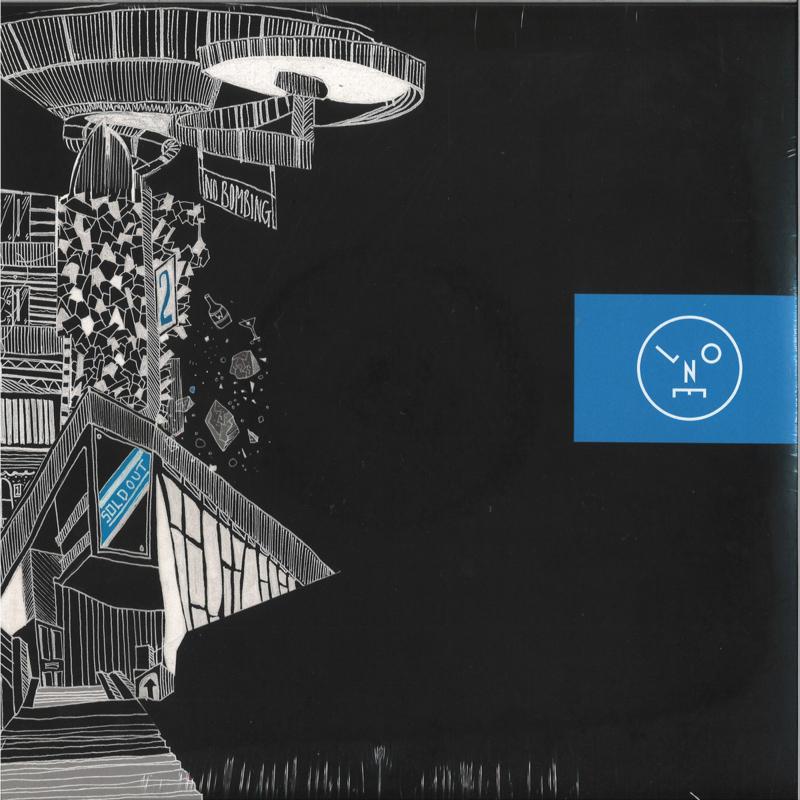 Deadbeat, Vonda,7, Ejeca, Alex Niggemann - LNOE in Dub - LNOE117 | LAST NIGHT ON EARTH