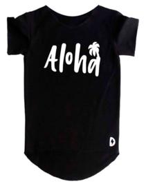Aloha Long shirt Zwart