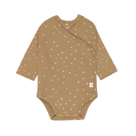 Long Sleeve Body Dots Curry