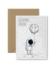 Super Papa Astronaut