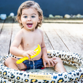 Baby-en peuter zwembad Panter Beige  60 cm
