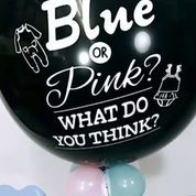 Gender reveal Ballon GIRL