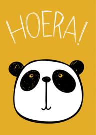 Hoera Panda Oker