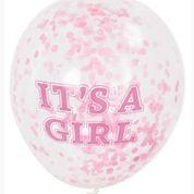 Ballonnen it's a GIRL