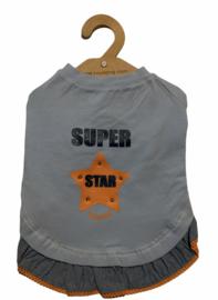 honden kleedje Louisdog Super Star