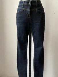 Sandwich jeans donker blauw