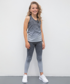 Kids seamless fade-out leggings