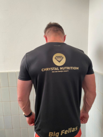 Chrystal Nutrition Dry-Fit T-shirt