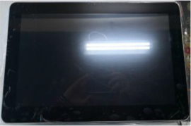 """18.5"""" Flat Screen Touch Monitor (Vandal proof metal frame) Projected capacitive"""