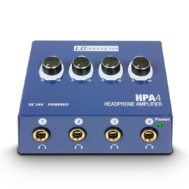 LD HPA-4 4-Chanel Headphone Amplifier