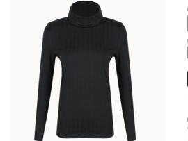Kol trui zwart